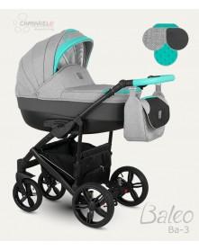 Camarelo Wózek Baleo 2w1 ba3