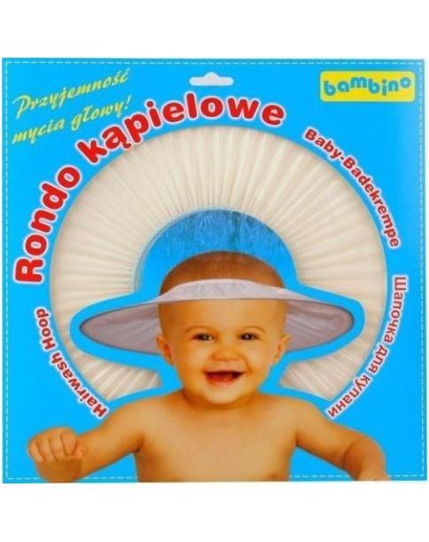 Bambino Rondo kąpielowe -mycie głowy bez łez