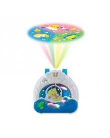 Smily Play Uspokajacz z projektorem i pilotem Dziecięce sny 0807