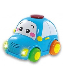 Smily Play Pojazd sterowany z kierownicą Auto 1155