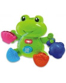 Smily Play Muzyczna Żabka do kąpieli 7109