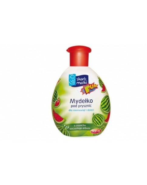 Skarb Matki Mydełko pod prysznic o zapachu arbuza 300ml