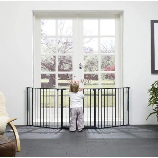 BabyDan Flex L Czarna zastosowanie