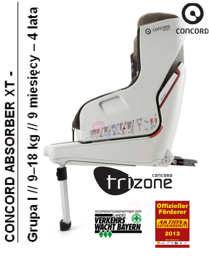 Concord Absorber XT