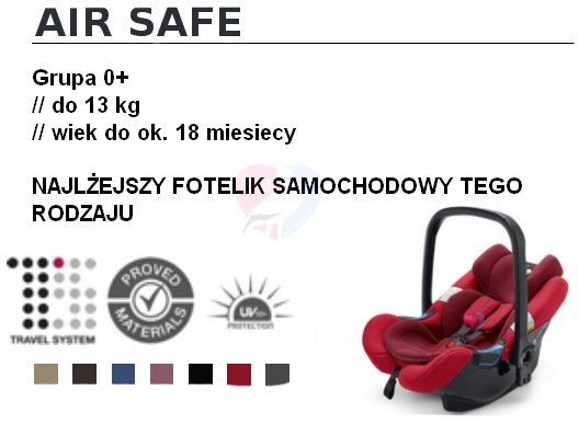 Concord Air Safe baner