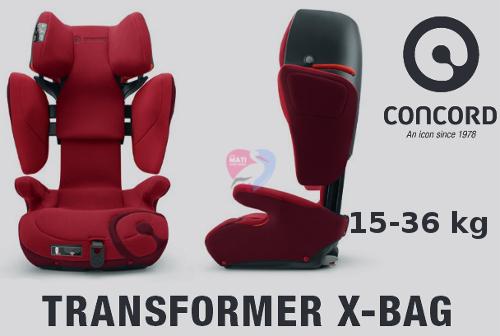 Concord Transformer X+Bag