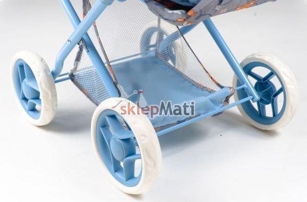 EuroBaby 9346 Wózek dla lalek kółka Sklep Mati
