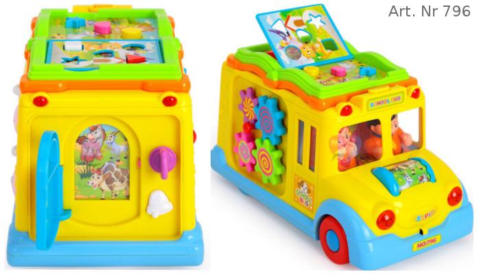 Eurobaby School Bus produkt 796