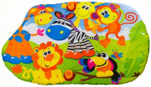 Fitch baby mata edukacyjna zebra 8824 materacyk