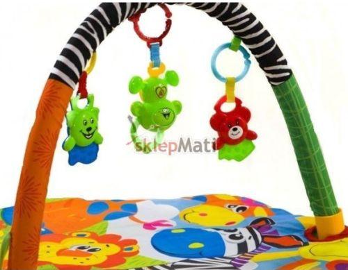 Fitch baby mata edukacyjna zebra 8824 zabawki