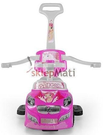 Milly Mally Pojazd HAPPY rozłożony
