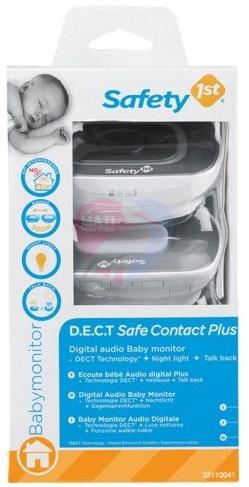 Safet1St Niania Elektryczna Safe Contact+ opakowanie