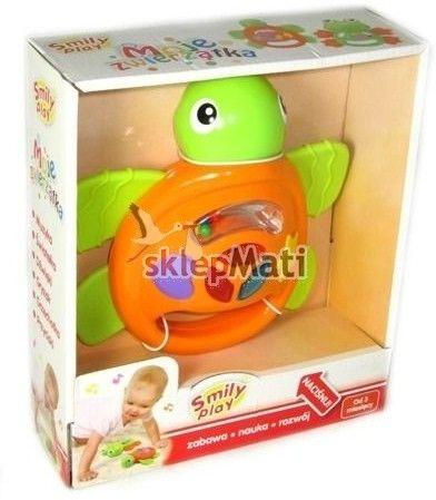 Smily Play Żółw Maciuś w opakowani