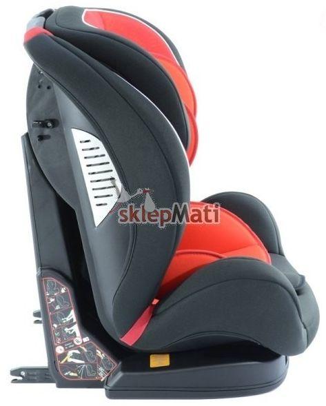 eurobaby fotelik samochodowy VSX-fix 9-36