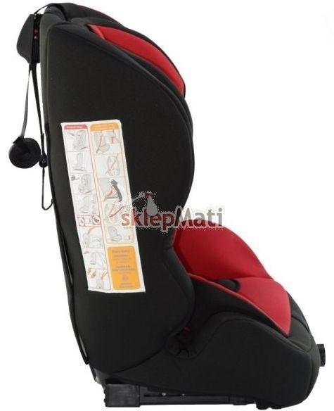 eurobaby fotelik samochodowy ZSX 9-36