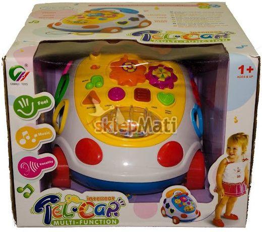 eurobaby-grajacy-telefon-dla-dziecka bb316 w pudełku Sklep Mati