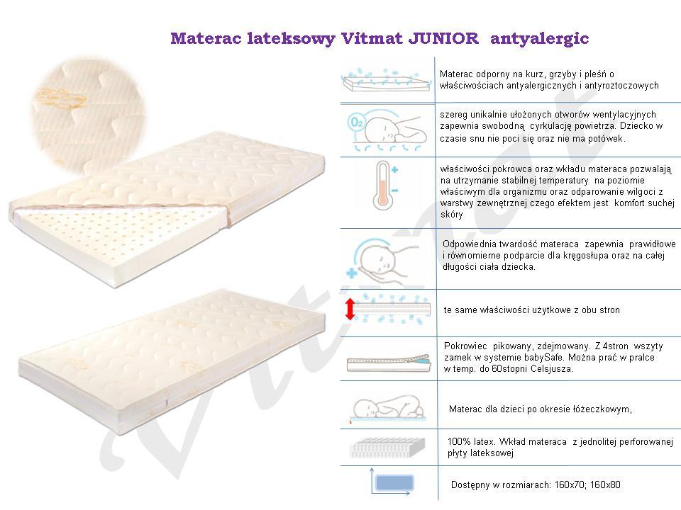 materac Vitmat Junior