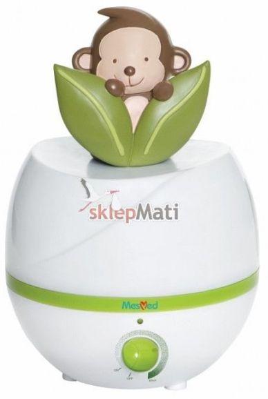 Mescomp nawilżacz ultradźwiękowy MM765 małpka