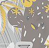 Baby Design Krzesełko do karmienia i stolik 2w1 CANDY 04 green