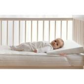 Fiki Miki Klin poduszka ułatwiająca oddychanie 40x60cm do łóżeczka 120x60cm