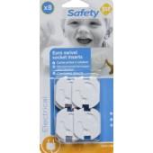 Safety 1st Zabezpieczenie gniazdek 8 sztuk 39051760