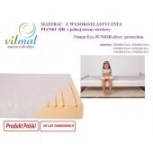 Vitmat Materac Piankowy Wysokoelastyczny Eco Junior Silver Protection 200x80 cm do wyceny