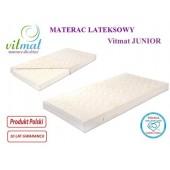 Vitmat Materac Lateksowy Junior 160x70x11cm do wyceny