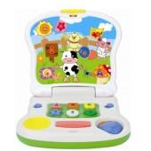 Smily Play Mój pierwszy laptop Krówka 8071