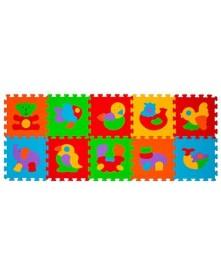 Baby Ono piankowe Puzzle podłogowe Zwierzęta - 10 elementów  276
