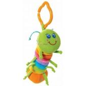 Tiny Love Tiny Smarts - Wibrujaca gąsieniczka