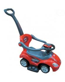 Baby-Mix/Eurobaby jeździk-pchacz 3 W 1 Mega Car de Luxe 382