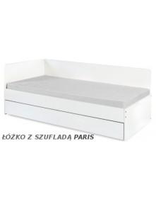 Klupś Top Paris Łóżko młodzieżowe z szufladą 200x90 cm
