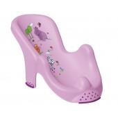 Keeeper fotelik antypoślizgowy Hippo lila
