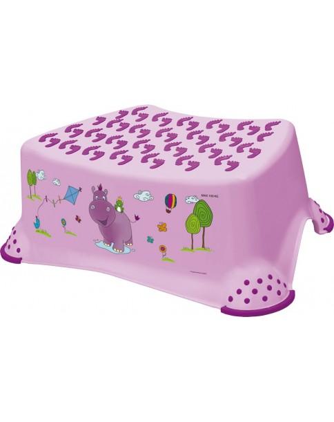 Keeeper podest jednostopniowy lila Hippo