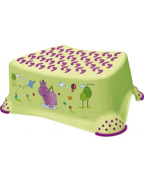 Keeeper podest jednostopniowy limonka Hippo