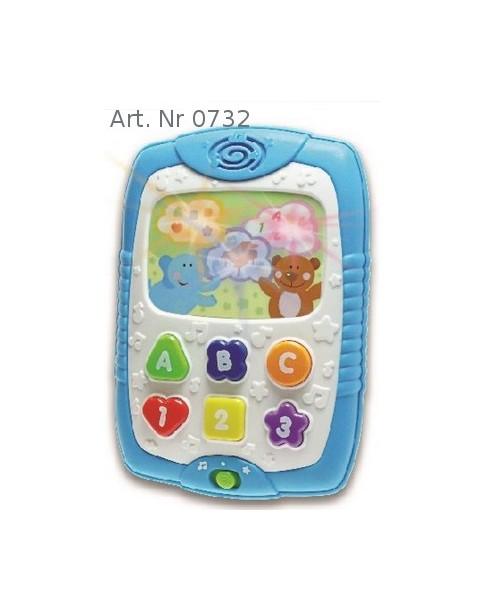 SmilyPlay Tablet Smyka od 6 mies. 0732