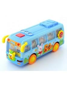 Eurobaby kołyszący się autobus 908