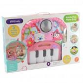 Fitch Baby mata edukacyjna z pianinem JJ8839