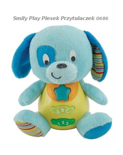 Smily Play Piesek Przytulaczek 0686
