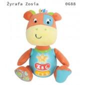 Smily Play Przytulaczek Żyrafa Zosia 0688