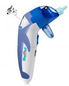 Mescomp Elektroniczny aspirator do nosa z muzyką  MM-112 DelfiNosek
