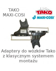 Tako  Adaptery do fotelika Maxi-Cosi - Wózek klasyczny Tako