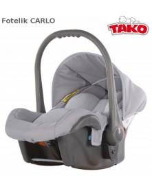 Tako Fotelik samochodowy CARLO 0-10 kg