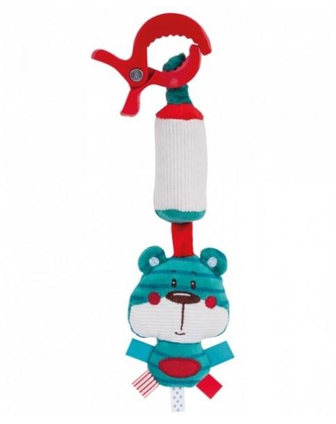 Canpolbabies zabawka z dzwoneczkiem Forst Friends 68/043