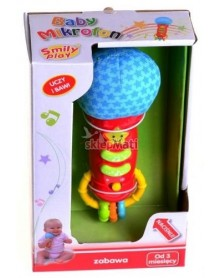 Smily Play Baby mikrofon 0722