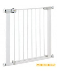Safety 1St Bramka Ochronna Easy Close Metal 2475-4310
