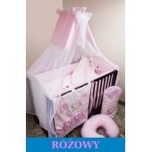 Ankras Pościel 5 elementowa słodki sen Owieczka 135/100 40/60 z ochraniaczem 180 cm