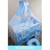 Ankras Pościel 2 elementowa słodki sen Miś bez wypełnienia 135/100 40/60