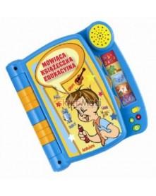 Smily Play Mówiąca Książeczka Edukacyjna 9019