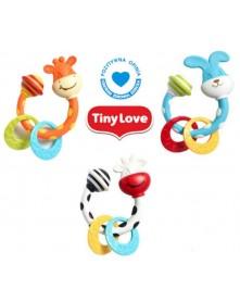 Tiny Love -Gryzaczek-grzechotka 0+